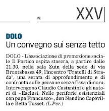 Photo: Il Gazzettino di Venezia (24.6.2015)