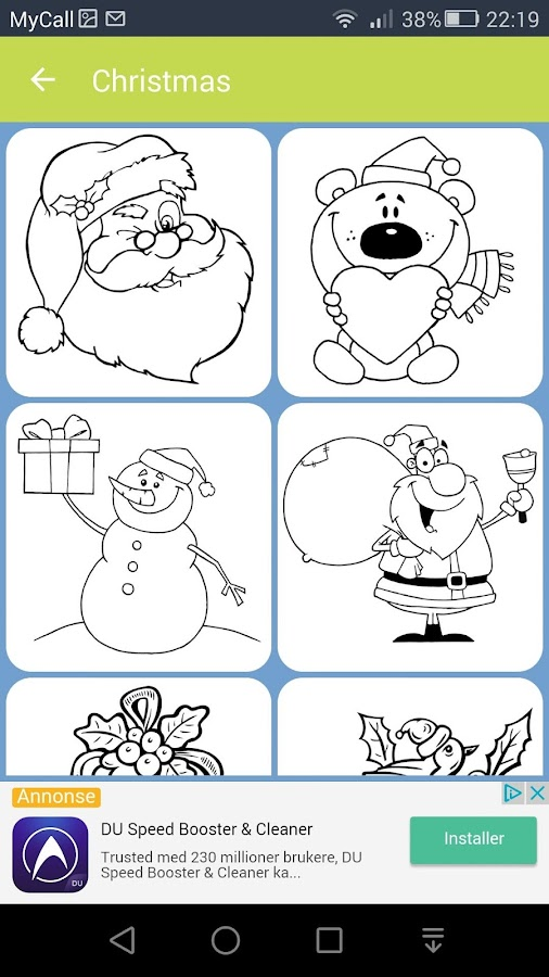Coloring Book for Kids/Adults- screenshot