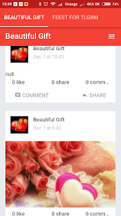 Beautiful Gift Facebook - náhled