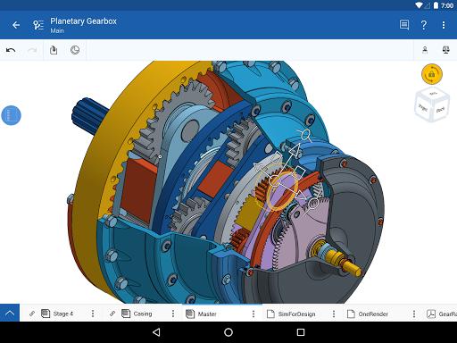 Onshape 3D CAD  screenshots 16