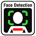 FACE DETECT CAM -Surveillance CCTV PI Guard Secure icon