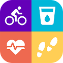 Health Pal Fitness & Pedometer icon
