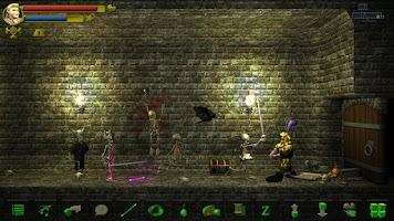 Screenshot of WazHack
