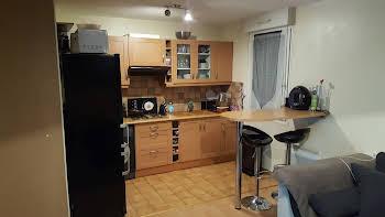 Appartement 2 pièces 46,54 m2
