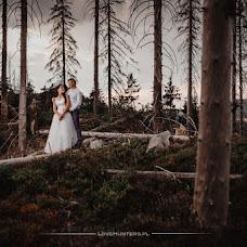 Wedding photographer Maciej Niechwiadowicz (LoveHunters). Photo of 07.08.2018