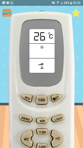 Remote Control For Gree Air Conditioner screenshots 2