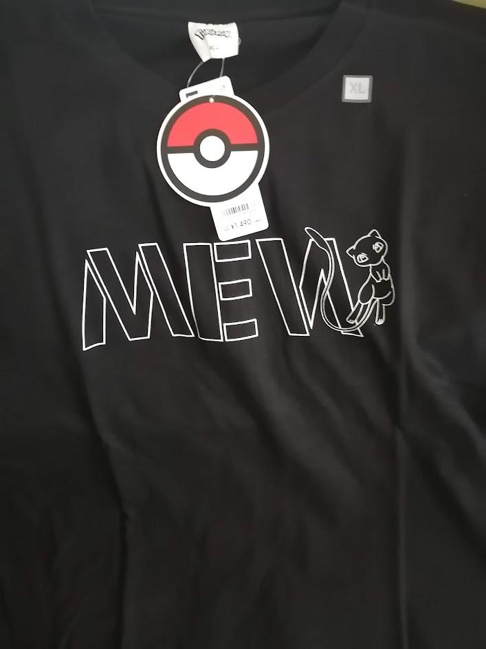 MEWTシャツ
