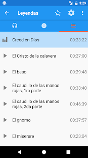 AudioBooks: Spanish classics- screenshot thumbnail