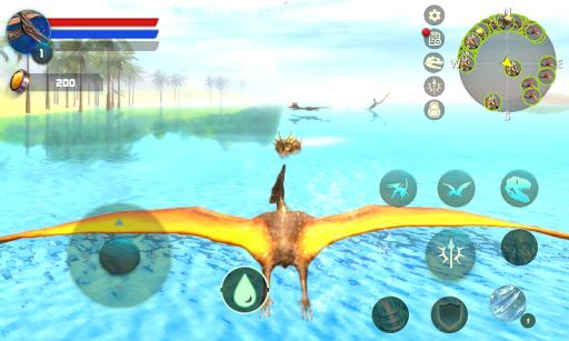 Pteranodon Simulator 1.0.1 screenshots 6