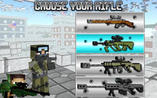 American Block Sniper Survival screenshot 13