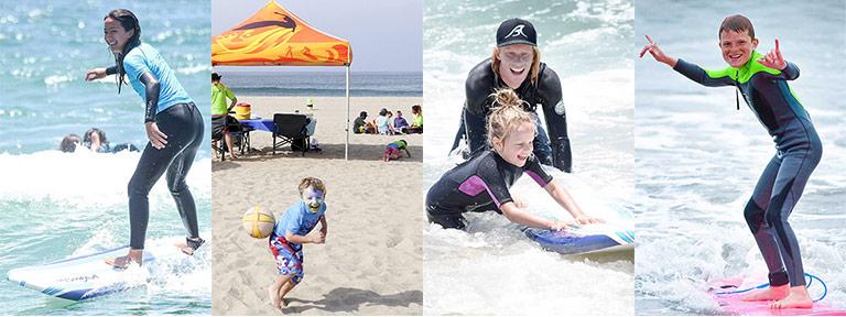 Surf Camp in Santa Monica