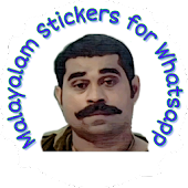 Malayalam Stickers - WAStickerApps - 500+ Stickers