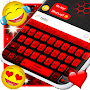 Black and Red Fancy Keyboard
