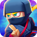 Real KungFu Ninja Legends-Endless Action RPG Game icon
