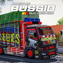 Download Mod Bussid Truck Canter Oleng icon
