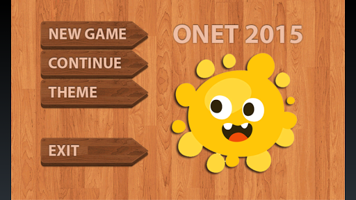 Onet 2015 Connecting Game