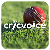 CricVoice - Live Cricket Scores and Videos ♛