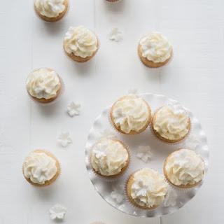 Sparkling Tahitian Vanilla Cupcakes Recipe