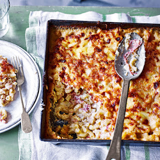 Welsh Rarebit and Ham Hock Macaroni Cheese Recipe