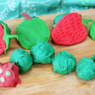 Hungry Caterpillar Cake Balls Recipe