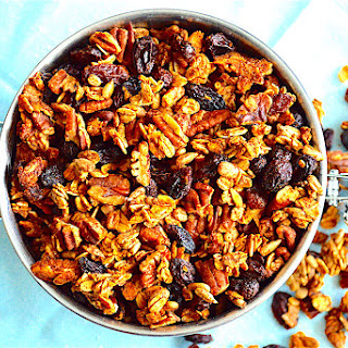 Maple Pecan Granola Recipes