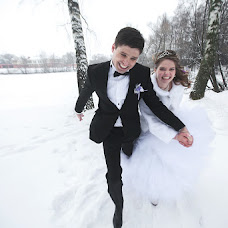 Wedding photographer German Zharov (zharovgerman). Photo of 25.02.2014