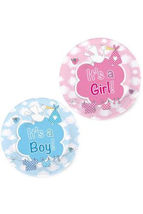 Papperstallrik, it's a boy/girl