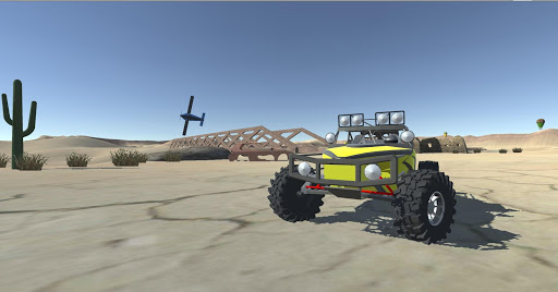 Off-Road Desert Edition 4x4 3.3 Mod screenshots 2