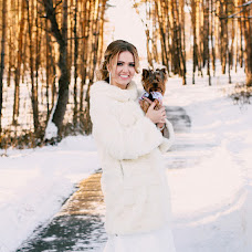 Wedding photographer Natalya Agapova (NatashaAgapova). Photo of 05.12.2017