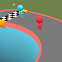 Race 3D - Cool Relaxing endless running game icon