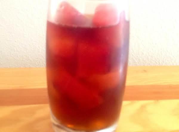 Strawberry Ice Tea Recipe