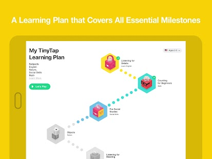 TinyTap - Giochi educativi creati da insegnanti Screenshot