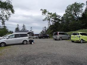 Photo: 馬坂峠の駐車場