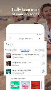 Google Podcasts 3