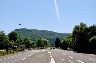 Photo: puis se fond dans le paysage ... Bonne route André