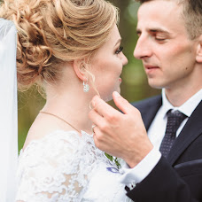 Wedding photographer Olya Naumchuk (olganaumchuk). Photo of 02.06.2017