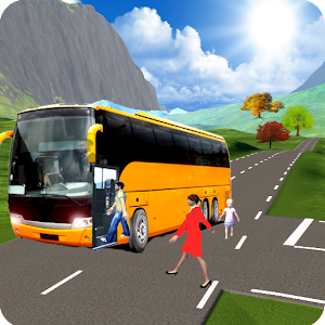 Drive Hill Station Bus SIM for PC and MAC
