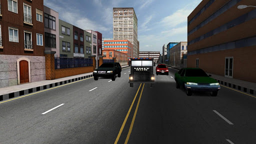 SWAT Police Car Chase  screenshots 4
