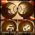 Unique Toilet Paperroll Craft icon