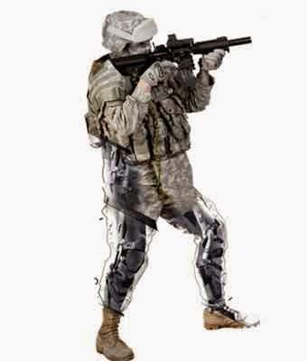 Военный экзоскелет