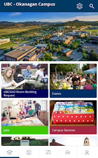 UBC Students' Union Okanagan- screenshot thumbnail