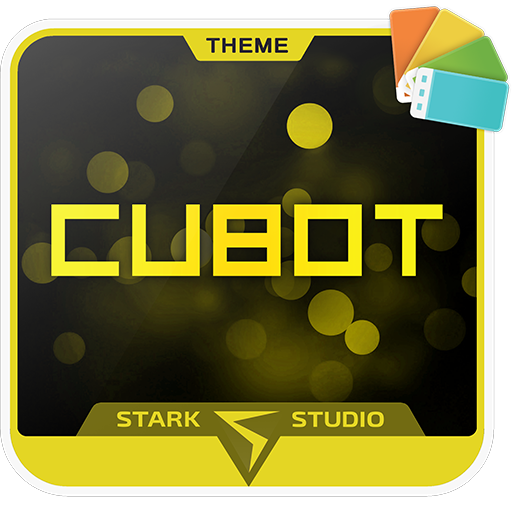 Theme Xp - CUBOT YELLOW