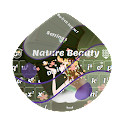 Nature Beauty GO Keyboard icon