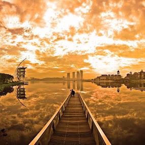 by Jordan Toh - Landscapes Sunsets & Sunrises ( pwcotherworldly )
