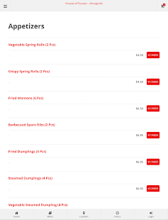 House of Hunan Annapolis Online Ordering- screenshot thumbnail