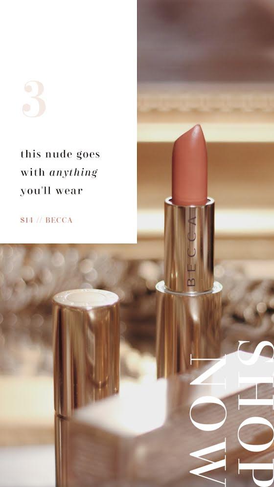 Shop Now Lipstick - Facebook Story Template