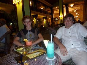 Photo: In der Hotelbar