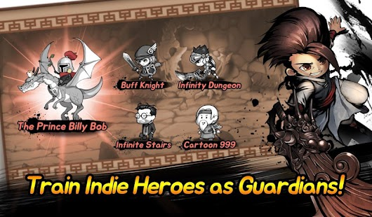 Cartoon Dungeon: Rise of the Indie Games