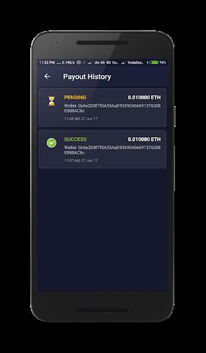 Freether : Free Ethereum 2.0 screenshots 5