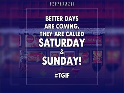 Pepperazzi- The Diner Vadodara